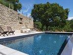 Swimming pool Ca'Betania.