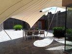 Privé patio voor u alleen !