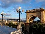 Bastione San Remy - Cagliari