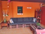 Terraza-porche
