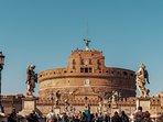 Castel Sant'Angelo - 5 minuti a piedi
