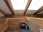 Bad 2 im Penthouse Gut Stohrerhof am Ammersee