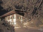 Winterbild Gut Stohrerhof am Ammersee