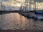 A 5 minutes à pied du port d'Antibes