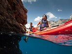 Kayaking in beautiful bays will be an experience you won't forget