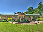 A relaxing getaway awaits you at this wonderful Glade Valley vacation rental!
