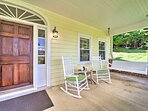 Book this Abingdon vacation rental for an unforgettable visit to Virginia!