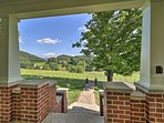 Soak in stunning views from the front porch!