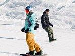 A circa 15 minuti, piste da sci al Passo del Tonale, Pejo, Marilleva e Daolasa