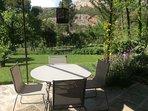 votre terrasse et jardin privatif