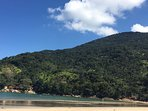 Praia do Pereque Mirim - Ubatuba/SP Brasil