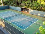 Tennis Court - bring your rackets!
