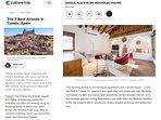 Elegido uno de los siete mejores Airbnb de Toledo por Culture Trip