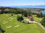 Golf club D'EVIAN