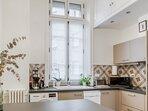 La cuisine - Les Effrontés Louis Blanc