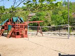 third of 3 playgrounds