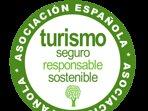 Asociado a Turismo Seguro, Responsable y Sostenible.
