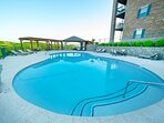 Seasonal Outdoor Pool Access