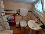 2ème  salle d'eau avec douche