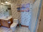 Mid-Level King Master Bathroom