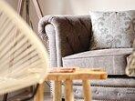 Detalle de sofa Chester