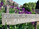 Bienvenue chez nous au domaine de la Margotine.