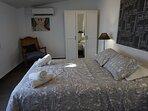 Dormitorio cama 1,50 x 2,00