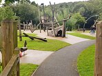 Lough Muckno Park - Childrens Playpark