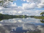 Reflections on our beautiful Lough Muckno
