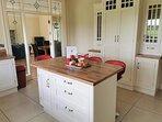Muckno Lodge Spacious Modern Kitchen