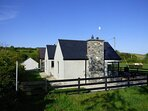 Muckno Lodge – 5 Bedroom Cottage - View of Large Extension at back