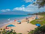 Kamaole II Beach Park Fronting the Maui Banyan