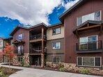 Bear Hollow condominiums.