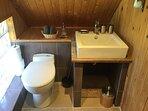 WC privés chambre DUO