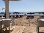Playa de las Teresita a 7 kilómetros.