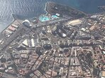 Foto aérea Santa Cruz de Tenerife
