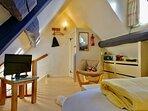 Elegantly furnished