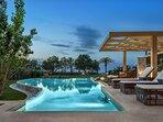 Advantageous villa with
