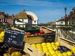 Markt in Cosne