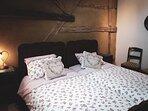 Slaapkamer 3 met 2 éénpersoonsbedden
