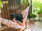 Chillin or working remotely - we've got you covered