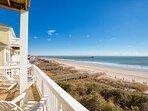 Top Floor Oceanfront Deck