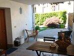 Porticato esterno - Outside Porch - Porche extérieur