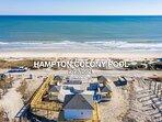 Hampton Colony Pool - under construction