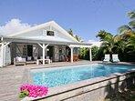 La Petite Villa Guadeloupe Piscine au sel 6m x 3m x 1,45m