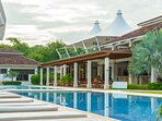 Enjoy 2 pools: Condominium complex pool and Reserva Conchal Beach Club pool!