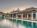 Reserva Conchal Beach Club Restaurant: it offers great food at affordable prices