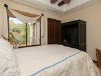 Bedroom #3 with one Queen bed.