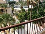 Nueva vista desde el Balcón