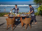 Noku Beach House - Impeccable service by the staff